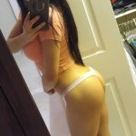 amatrice sexy asiatique dans le 13 donne selfie coquin