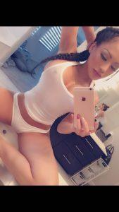 amatrice sexy asiatique dans le 26 donne selfie coquin