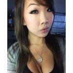 amatrice sexy asiatique dans le 42 donne selfie coquin